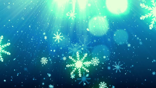 Cover Image for Christmas Eve SnowFlakes