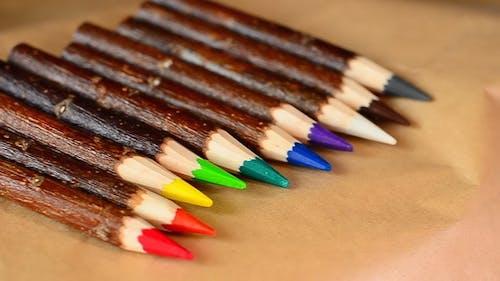 Natürliches Holz Color Bleistift