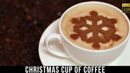 Thumbnail for Christmas Cup Of Coffee 05