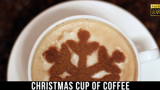 Thumbnail for Christmas Cup Of Coffee 6