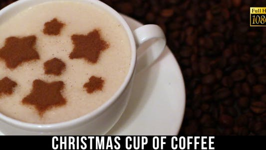 Cover Image for Christmas Cup Of Coffee 8