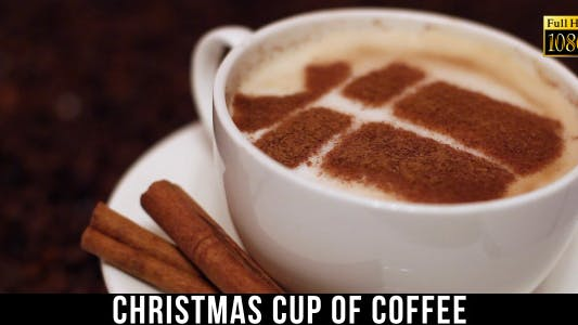 Cover Image for Christmas Cup Of Coffee 03