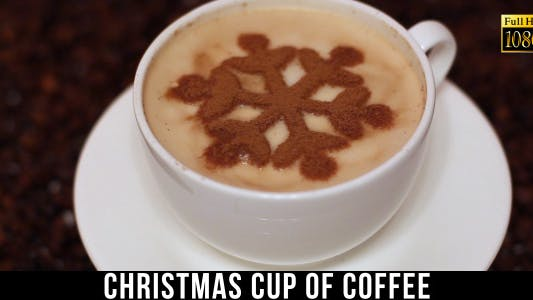 Thumbnail for Christmas Cup Of Coffee 04