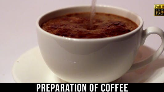 Thumbnail for Preparation Of Coffee