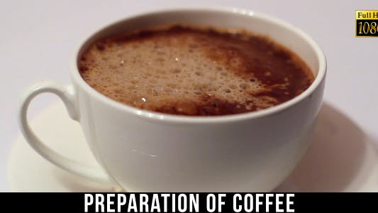 Cover Image for Preparation Of Coffee 2