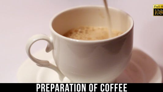 Thumbnail for Preparation Of Coffee 3