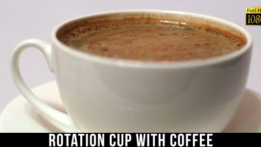 Cover Image for Rotation Cup With Coffee