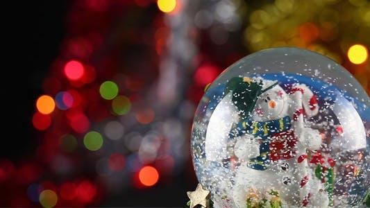 Snowman Sphere 3