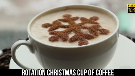 Thumbnail for Christmas Cup Of Coffee 10