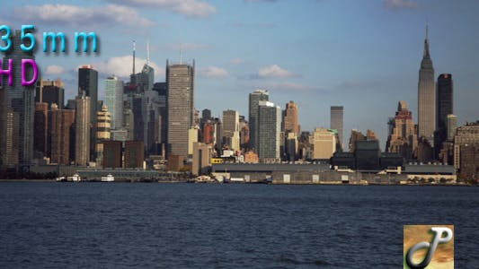 Thumbnail for Panoramic View Of New York City