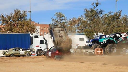 Thumbnail for Destruction Cars