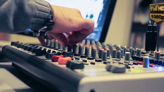 Thumbnail for Sound Mixer and Audio Levels