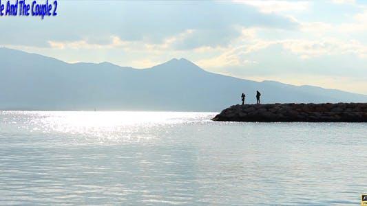 Thumbnail for Couple Near The Seaside 2