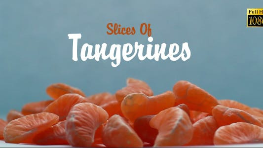 Cover Image for Slices Of Tangerines