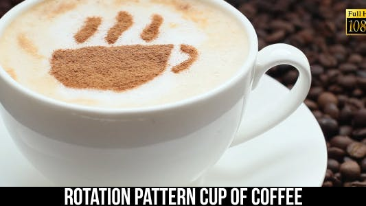 Thumbnail for Pattern Cup Of Coffee