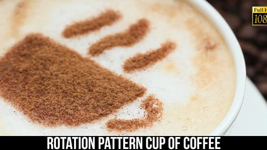 Cover Image for Pattern Cup Of Coffee 5