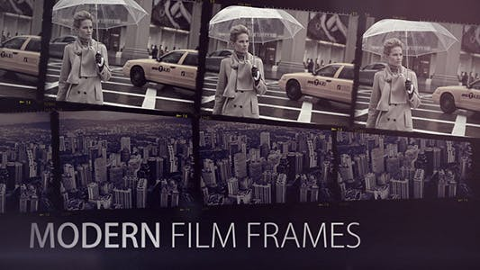 Thumbnail for Modern Film Frames