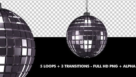 Thumbnail for Mirror Ball - Pack of 8