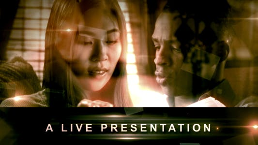 A LIVE Presentation