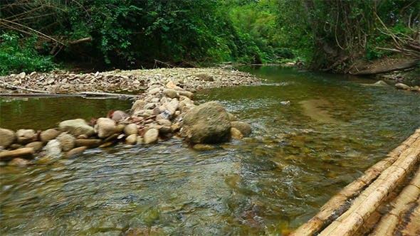 Thumbnail for Bamboo Rafting