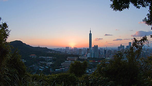 Thumbnail for Taipei Sunset