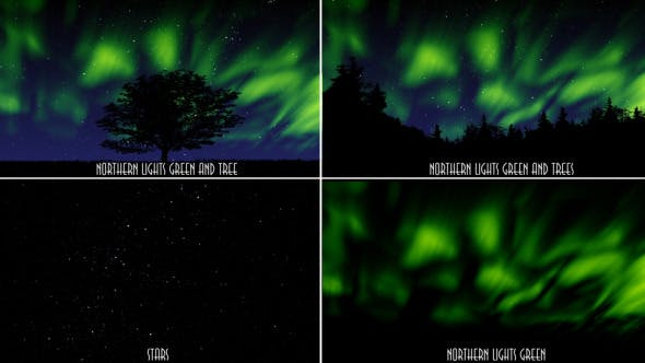 Thumbnail for Northern Lights Green