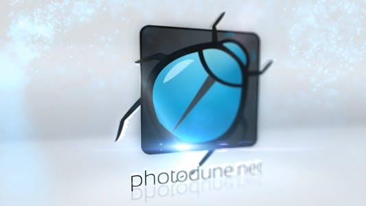 Thumbnail for Nettoyer la formation de Logo 3D