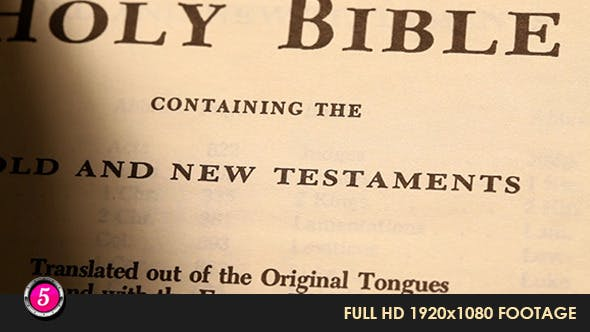 Thumbnail for Old Holy Bible 322