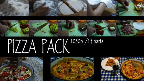 Thumbnail for Pizza Pack