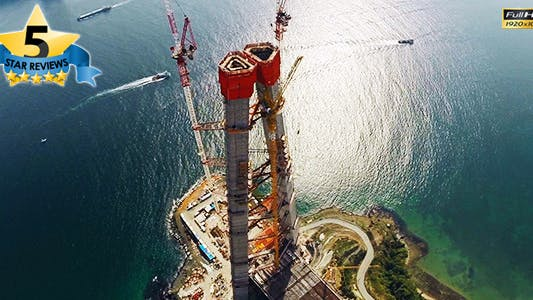 Thumbnail for Bridge Construction in Istanbul