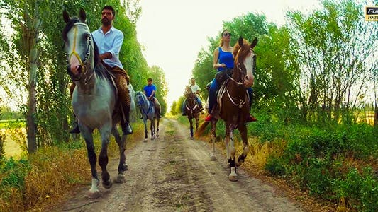 Thumbnail for Horseback Riding