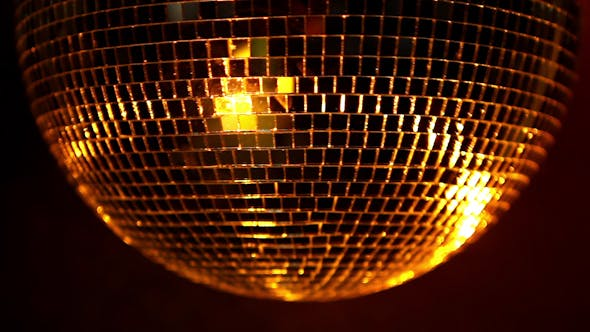 Thumbnail for Funky Discoball Spinning