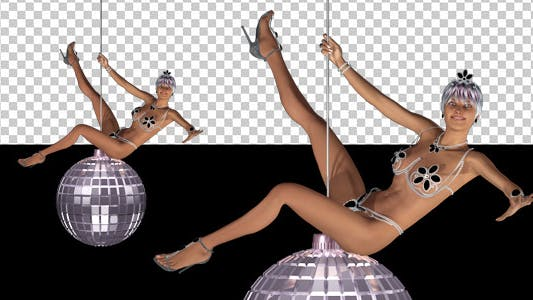 Thumbnail for Show Girl - Mirror Ball