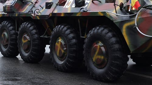 Armored Transportation Vehicle