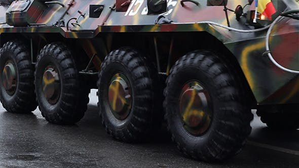 Armored Transportation Vehicle