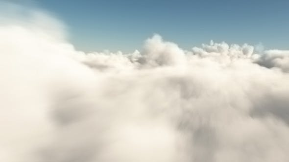 Thumbnail for Flying In Clouds Slide