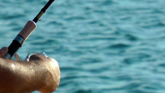 Thumbnail for Fisherman near the Sea