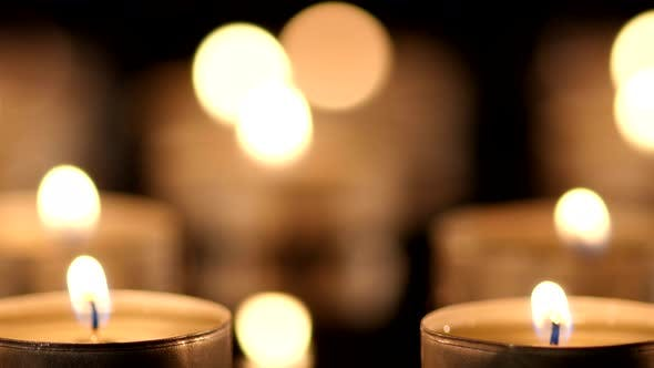 Thumbnail for Many Candles Light 006