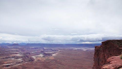 Amazing Rock Structures At Canyonlands Utah Usa