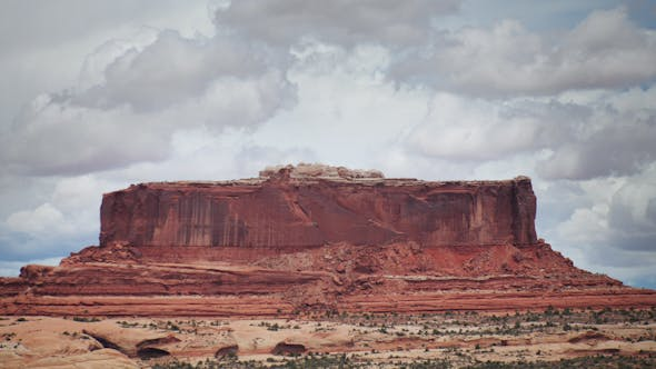 Amazing Rock Structures At Canyonlands, Utah, Usa