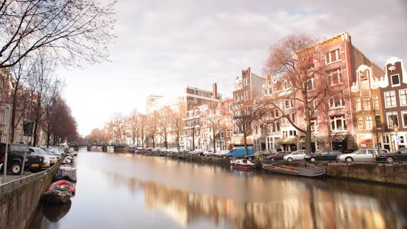 Thumbnail for Amsterdam Canal 03