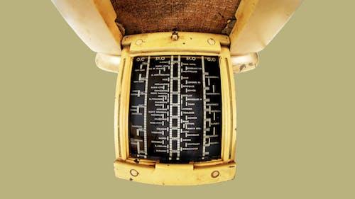 Antique Radio Dial 00