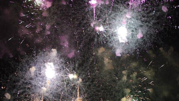 Thumbnail for Barcelona Fireworks 07