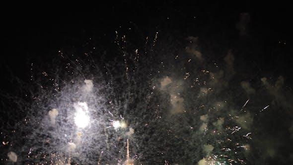 Thumbnail for Barcelona Fireworks 08