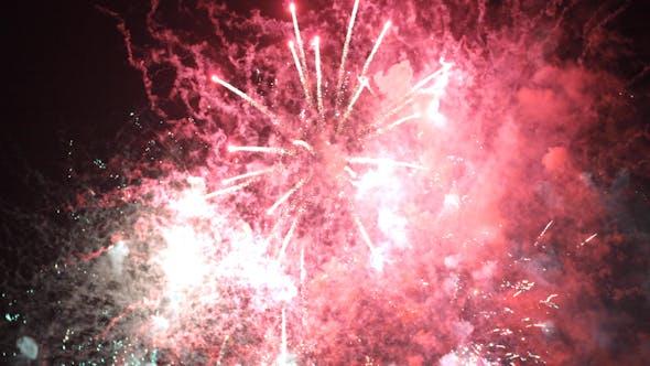 Thumbnail for Barcelona Fireworks 11