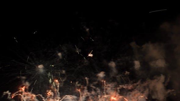 Thumbnail for Barcelona Fireworks 13