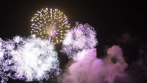 Thumbnail for Barcelona Fireworks 22