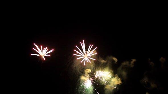 Barcelona Fireworks 25