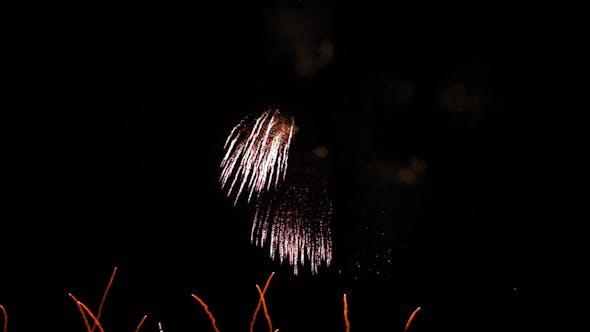 Thumbnail for Barcelona Fireworks 28