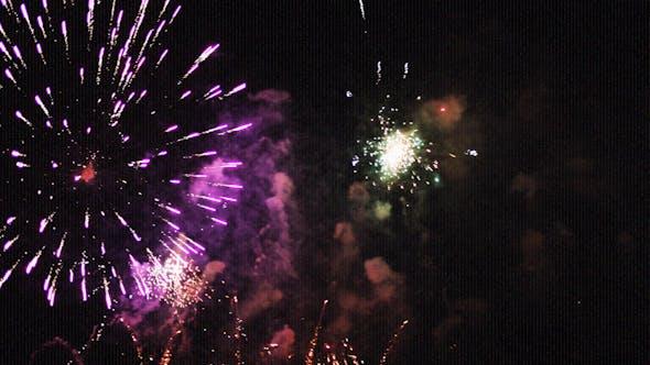 Thumbnail for Barcelona Fireworks 47